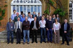 Cumberland Lodge kick off meeting