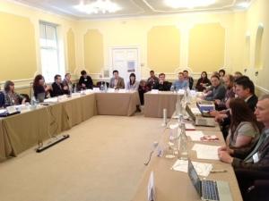 DAASE Advisory Board attendees